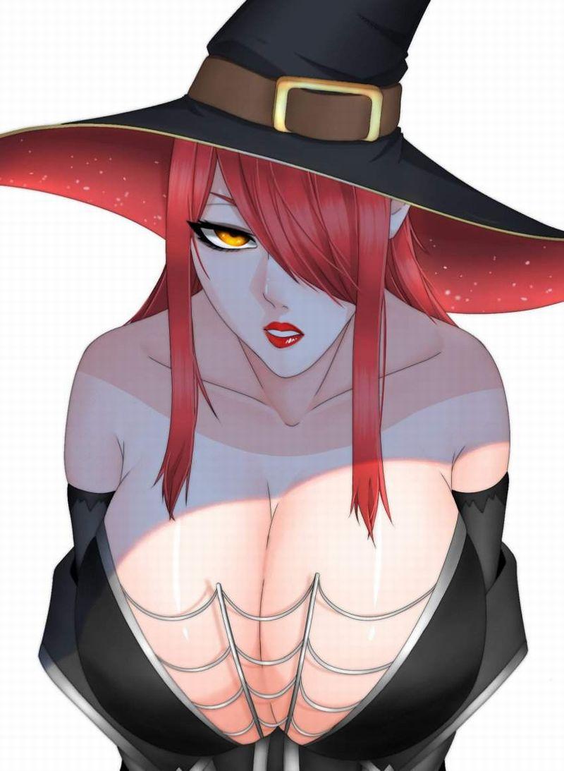 【Skullgirls】パラソール(Parasoul)のエロ画像【13】