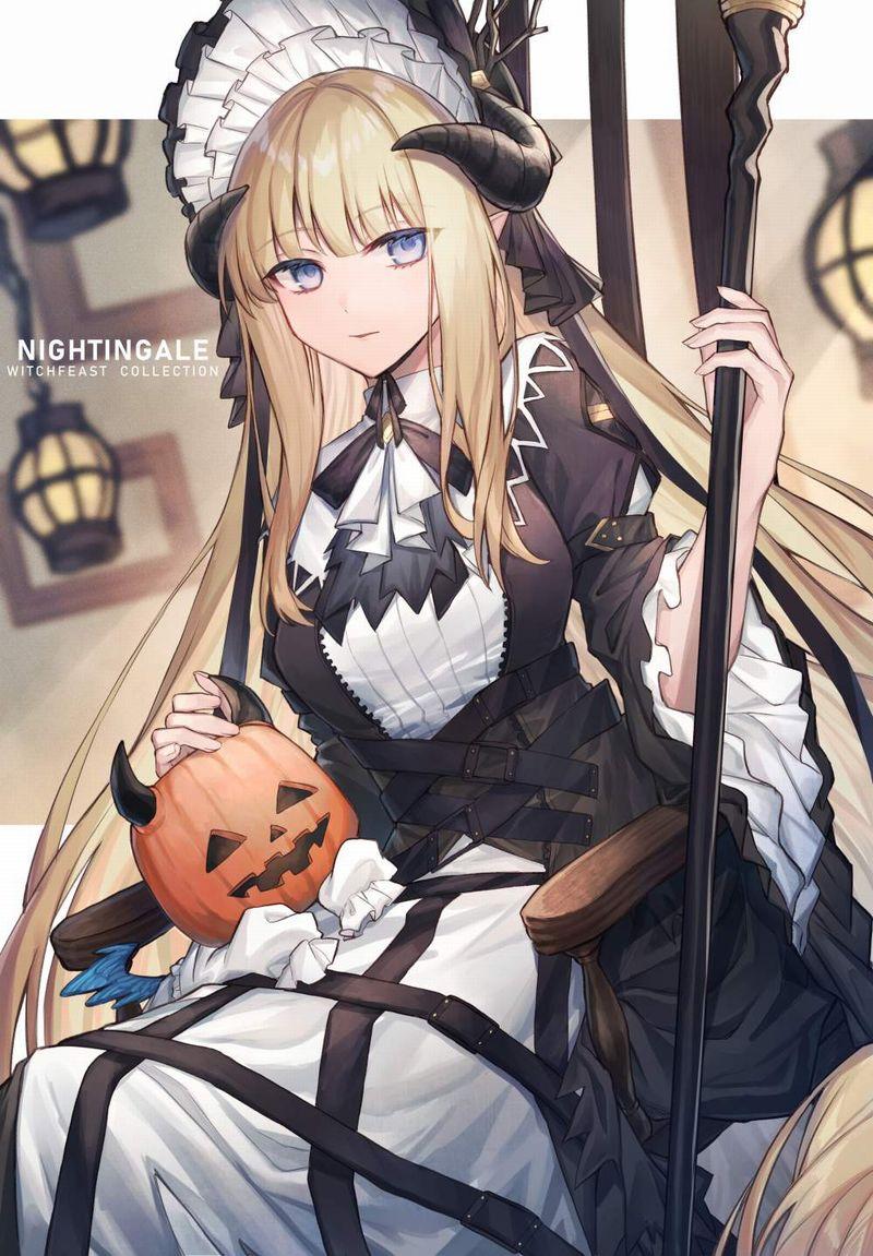 【アークナイツ】シャイニング(Nightingale)のエロ画像【23】