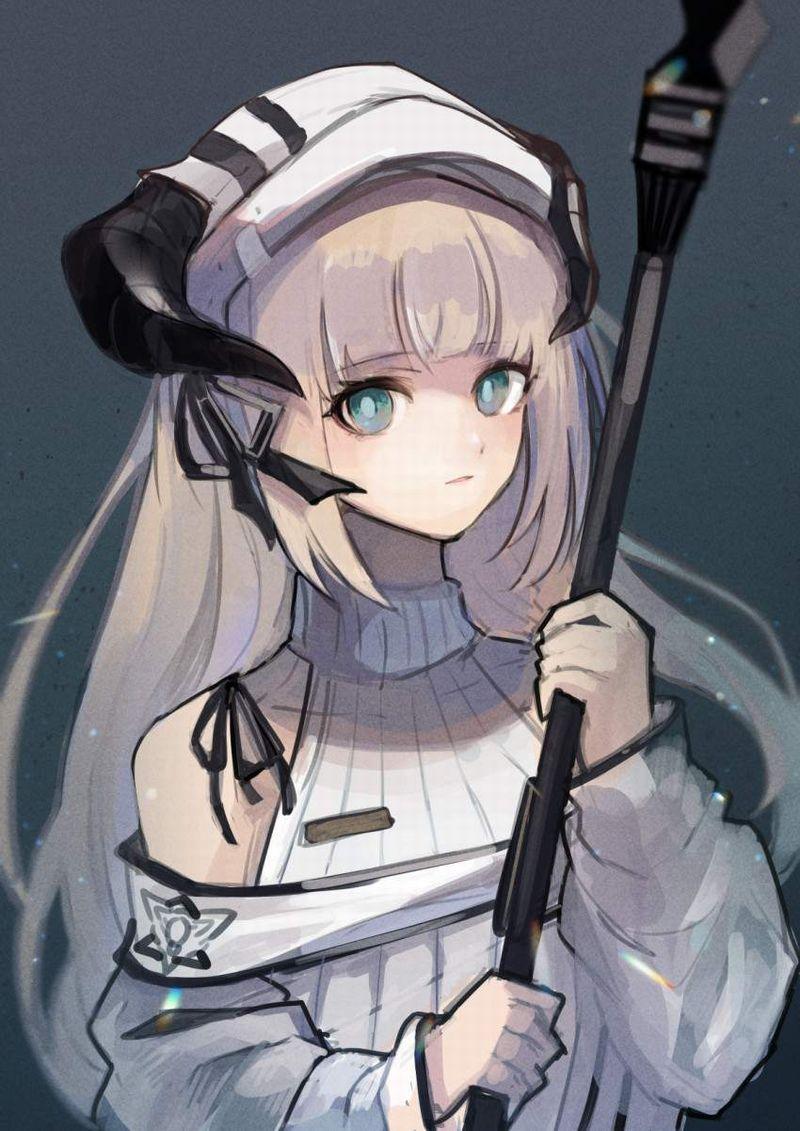 【アークナイツ】シャイニング(Nightingale)のエロ画像【35】