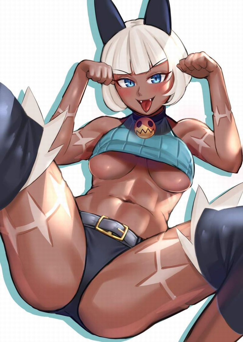 【Skullgirls】ミス.フォーチュン(Ms.Fortune)のエロ画像【23】