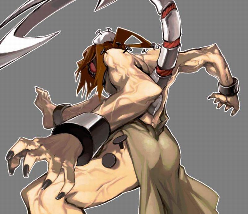 【Skullgirls】ペインホイール(Painwheel)のエロ画像【4】