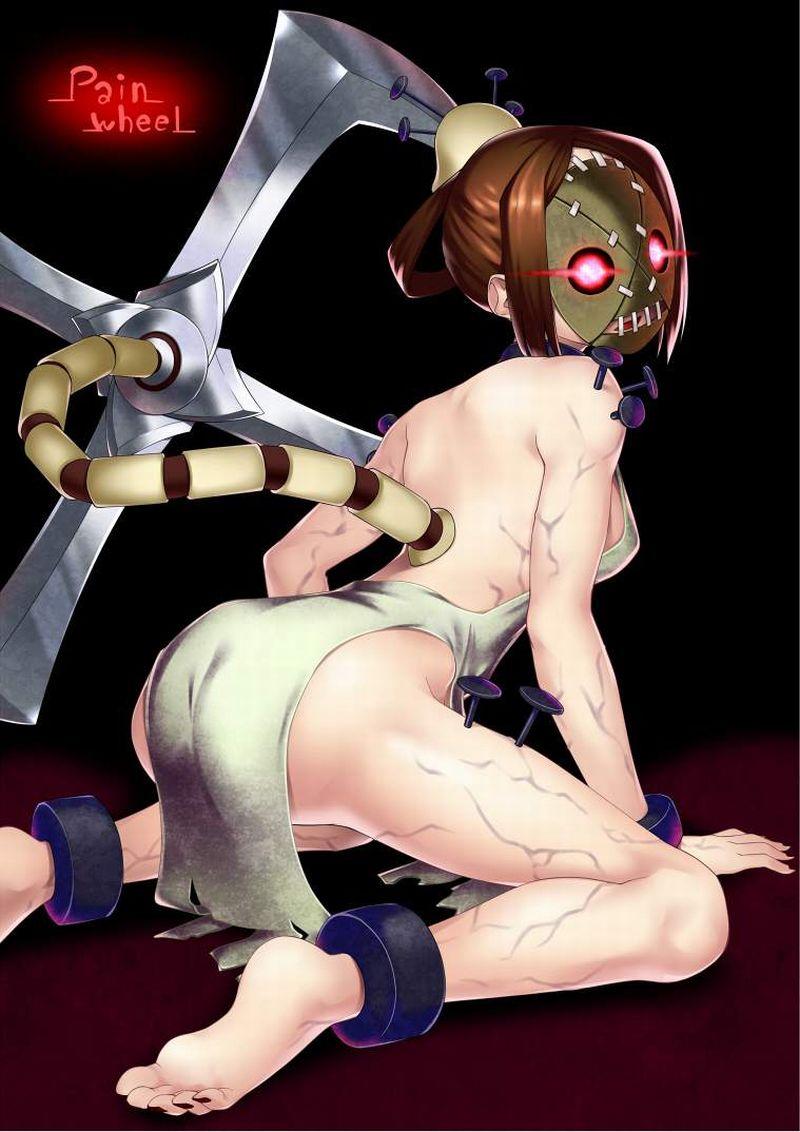 【Skullgirls】ペインホイール(Painwheel)のエロ画像【7】