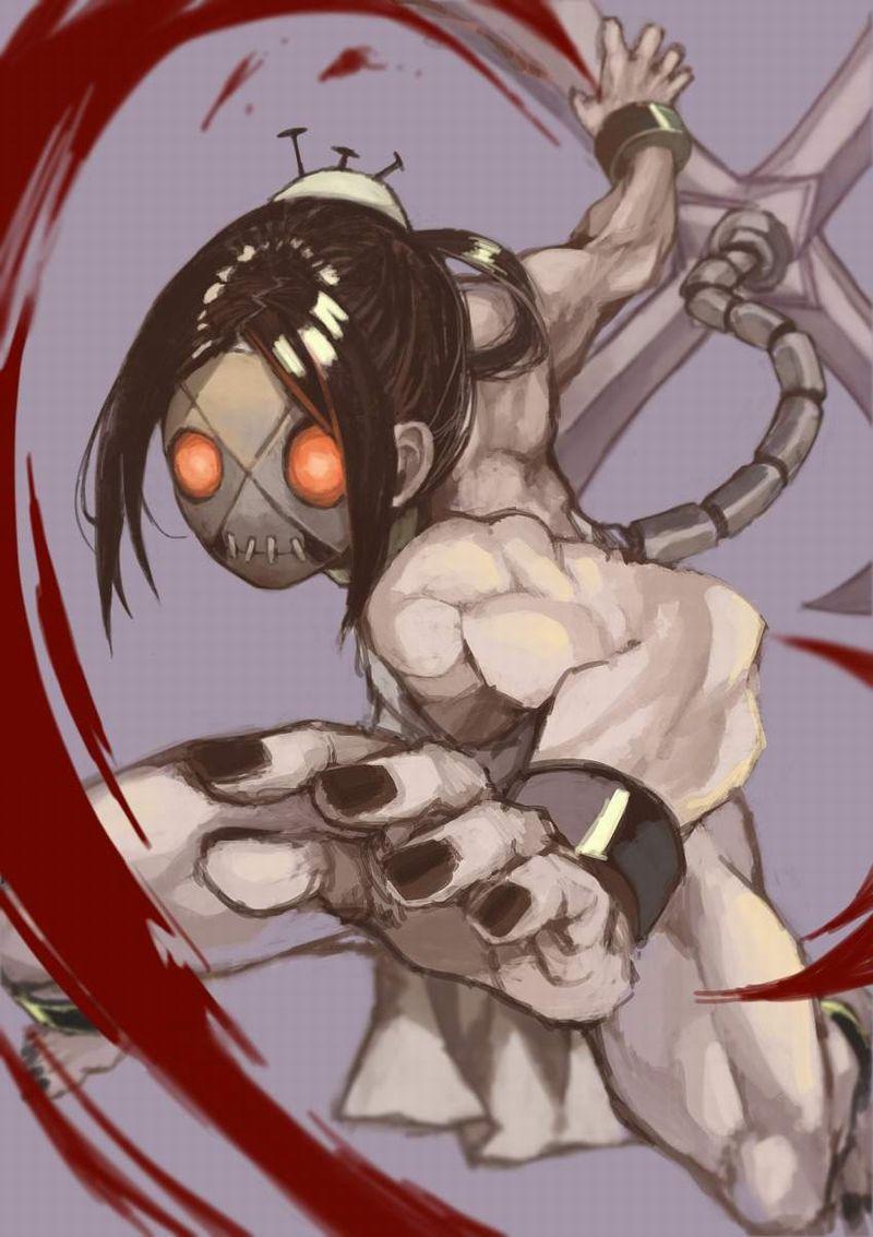 【Skullgirls】ペインホイール(Painwheel)のエロ画像【28】