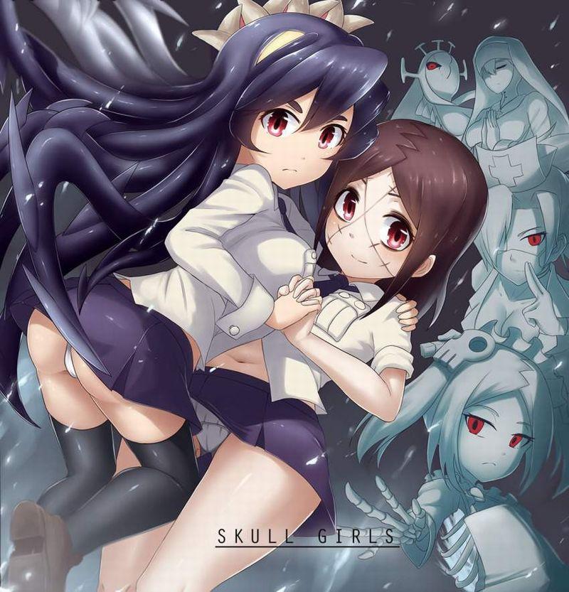 【Skullgirls】ペインホイール(Painwheel)のエロ画像【29】