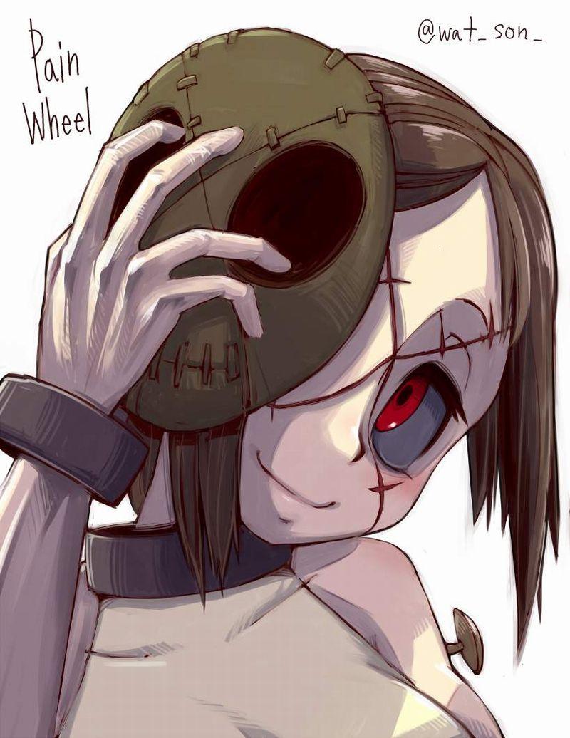 【Skullgirls】ペインホイール(Painwheel)のエロ画像【35】