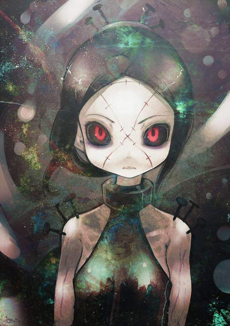 【Skullgirls】ペインホイール(Painwheel)のエロ画像【43】