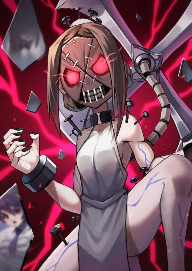 【Skullgirls】ペインホイール(Painwheel)のエロ画像【44】