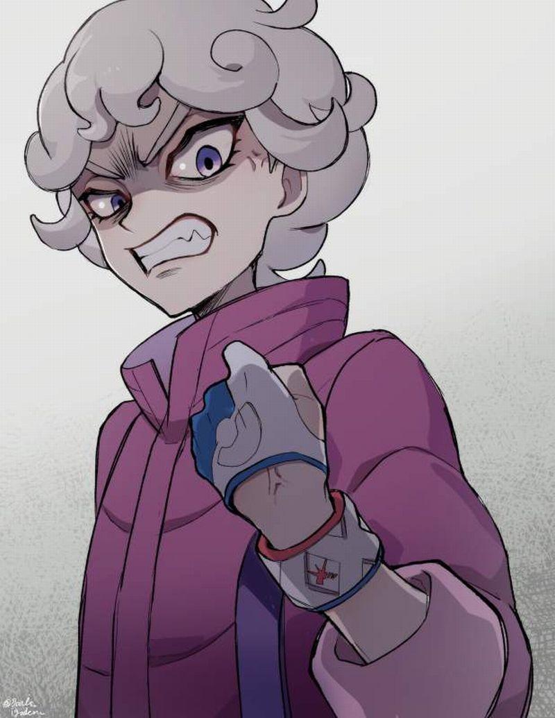 【ポケモン剣盾】ビート(Bede)のエロ画像【ポケットモンスター ソード・シールド】【14】