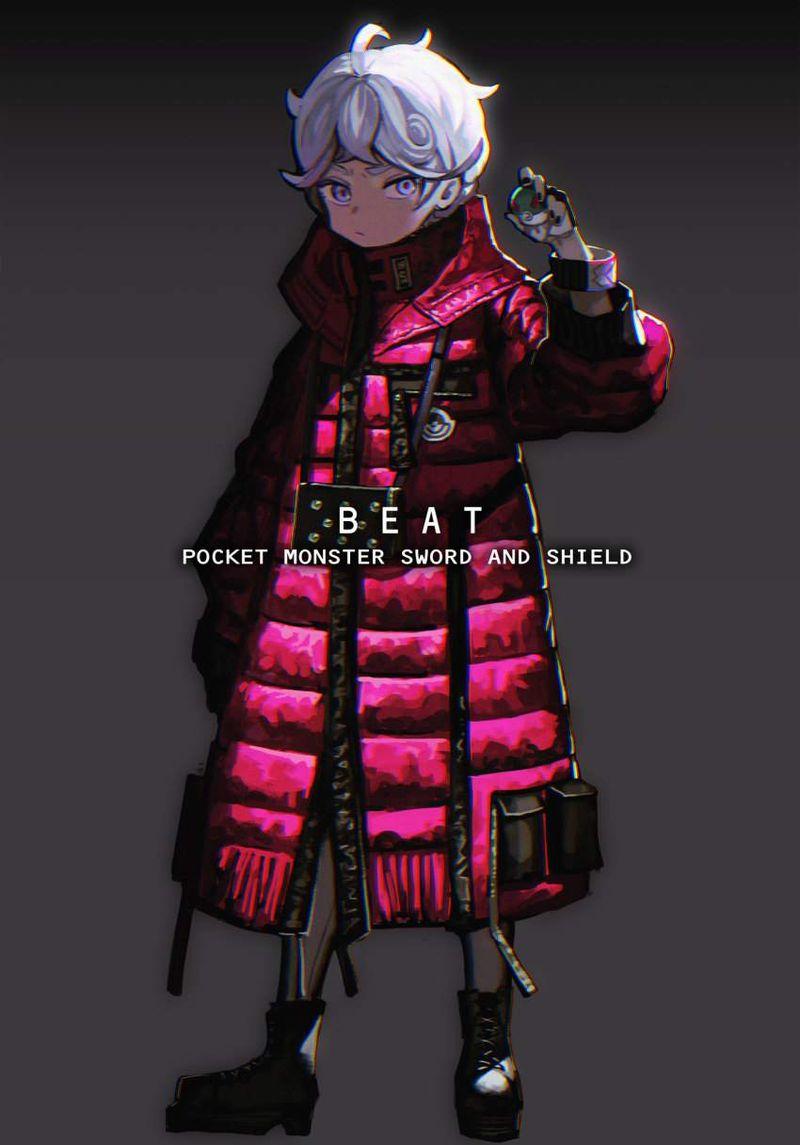 【ポケモン剣盾】ビート(Bede)のエロ画像【ポケットモンスター ソード・シールド】【18】