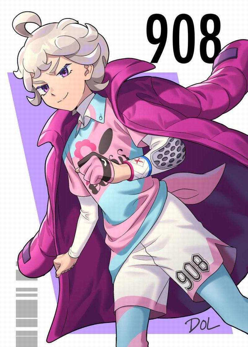 【ポケモン剣盾】ビート(Bede)のエロ画像【ポケットモンスター ソード・シールド】【50】