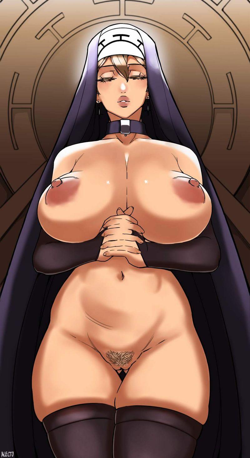 【Skullgirls】ダブル(Double)のエロ画像【3】