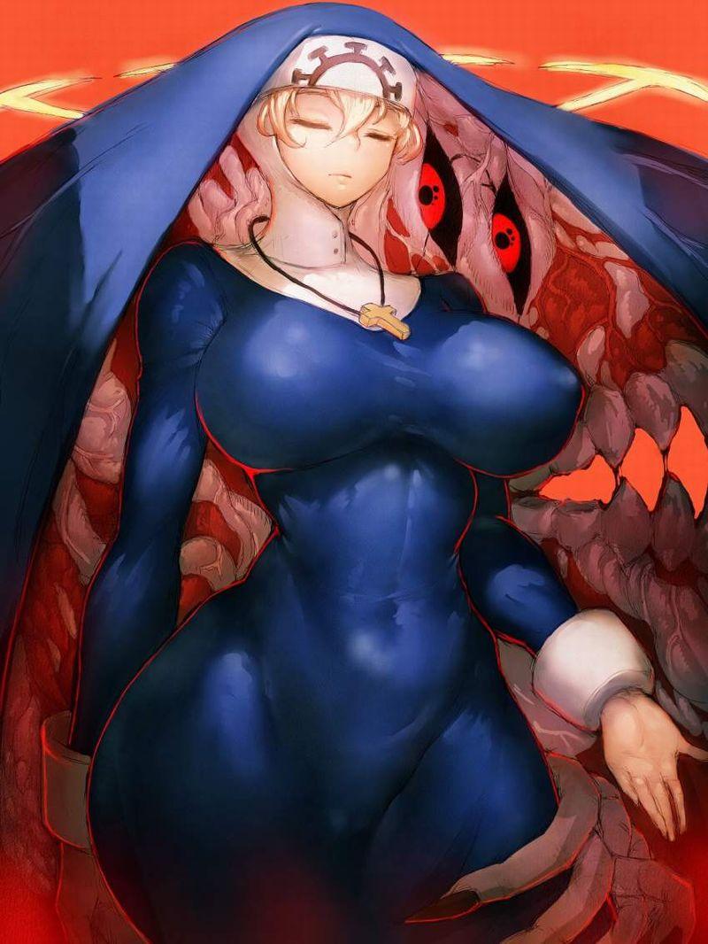 【Skullgirls】ダブル(Double)のエロ画像【4】
