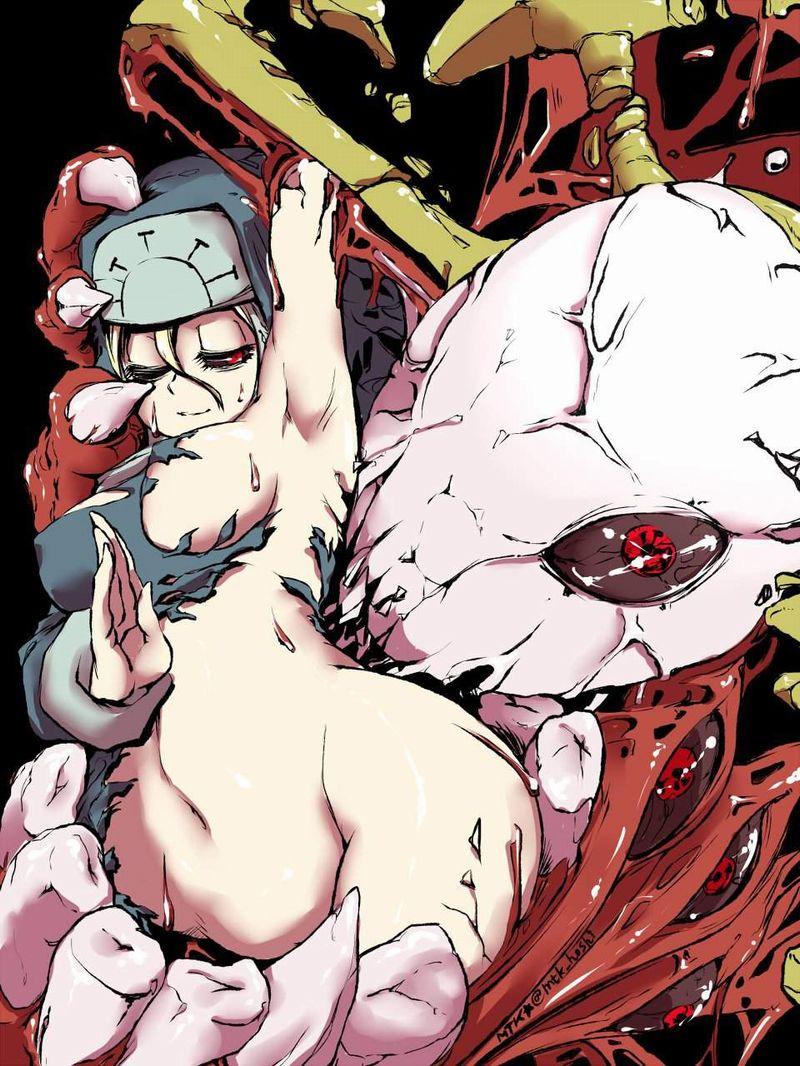 【Skullgirls】ダブル(Double)のエロ画像【8】