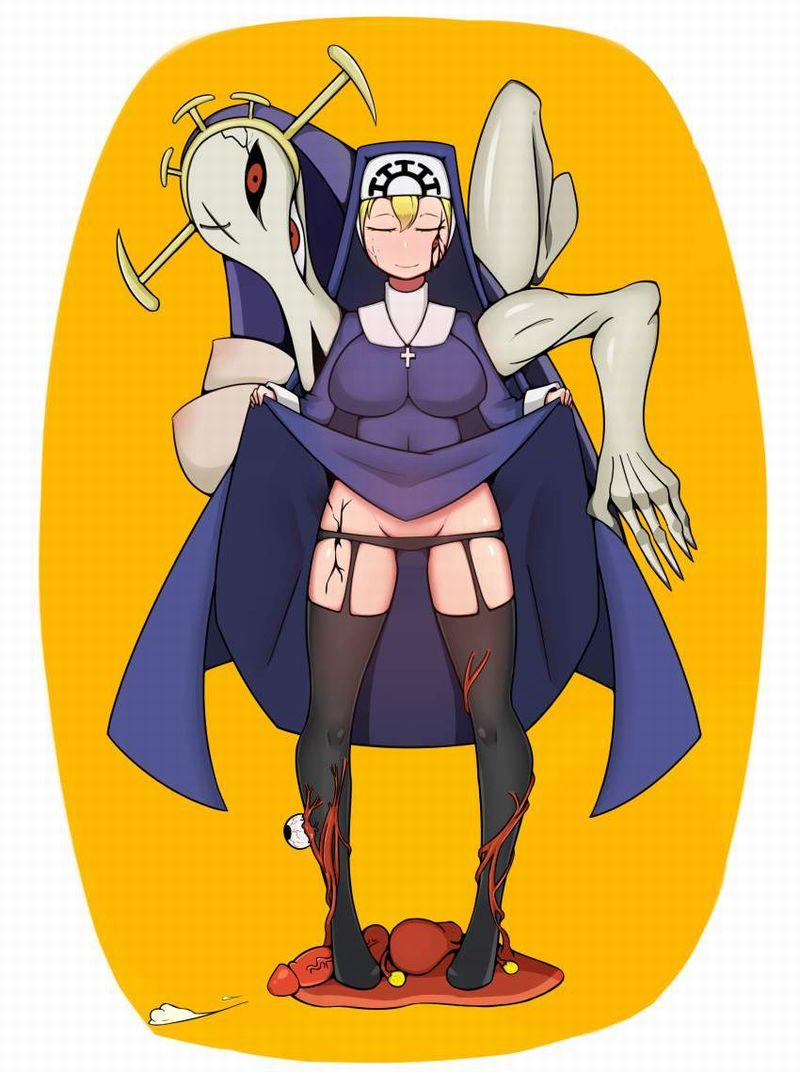 【Skullgirls】ダブル(Double)のエロ画像【12】
