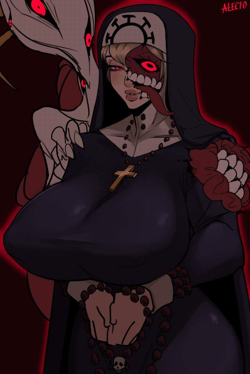 【Skullgirls】ダブル(Double)のエロ画像【19】