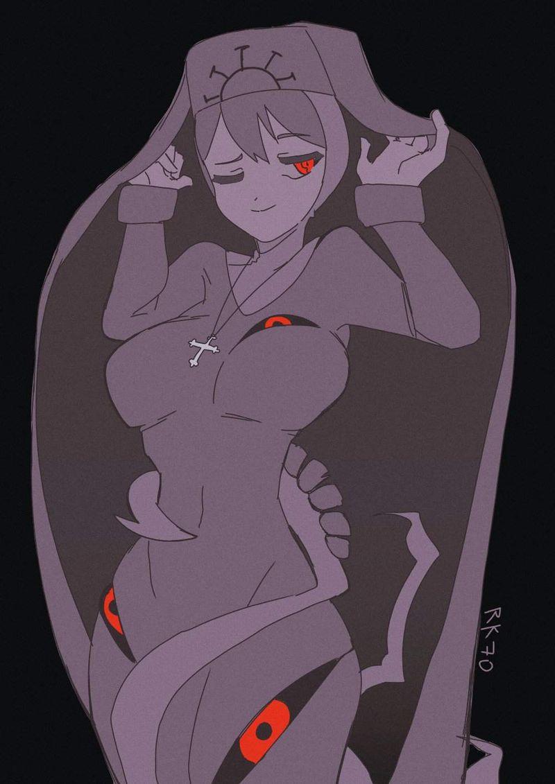 【Skullgirls】ダブル(Double)のエロ画像【41】