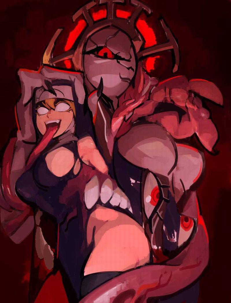【Skullgirls】ダブル(Double)のエロ画像【45】