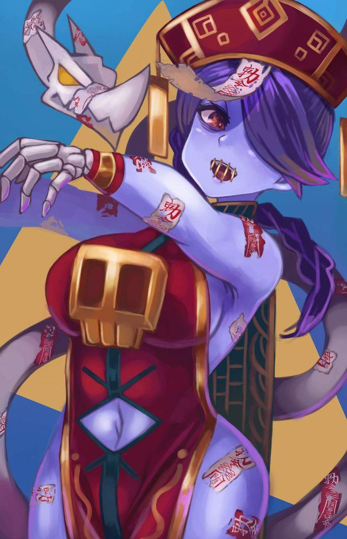 【Skullgirls】スクィグリー(Squigly)のエロ画像【16】