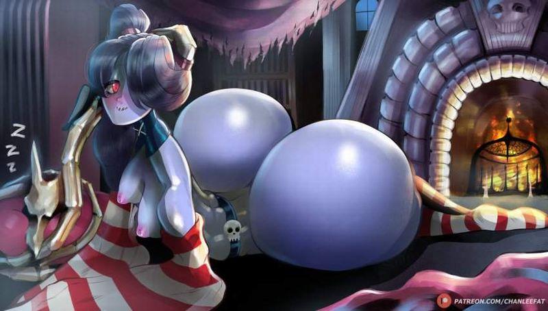 【Skullgirls】スクィグリー(Squigly)のエロ画像【22】