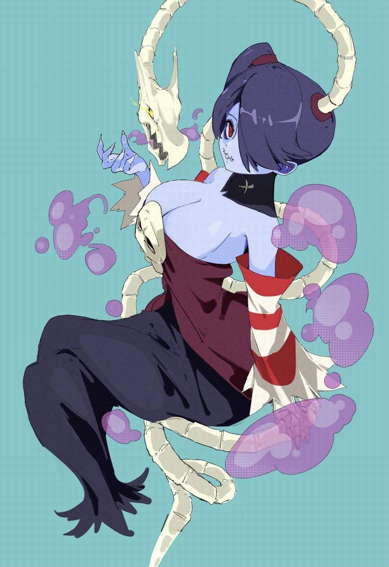 【Skullgirls】スクィグリー(Squigly)のエロ画像【26】