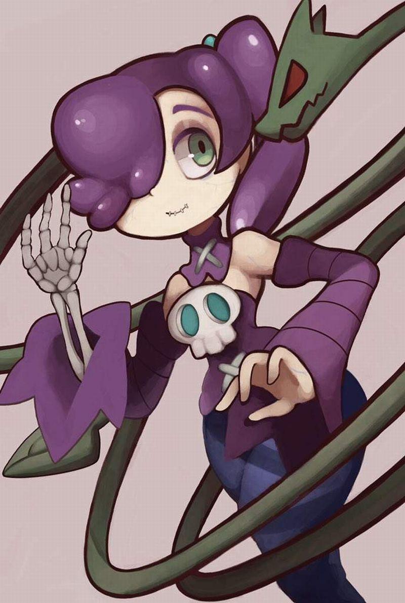 【Skullgirls】スクィグリー(Squigly)のエロ画像【35】