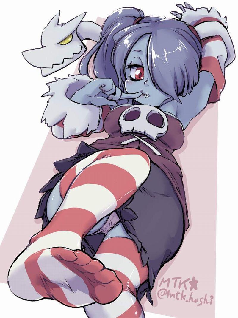 【Skullgirls】スクィグリー(Squigly)のエロ画像【37】