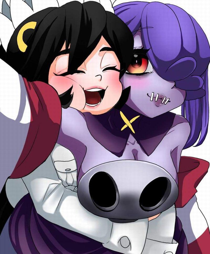 【Skullgirls】スクィグリー(Squigly)のエロ画像【47】