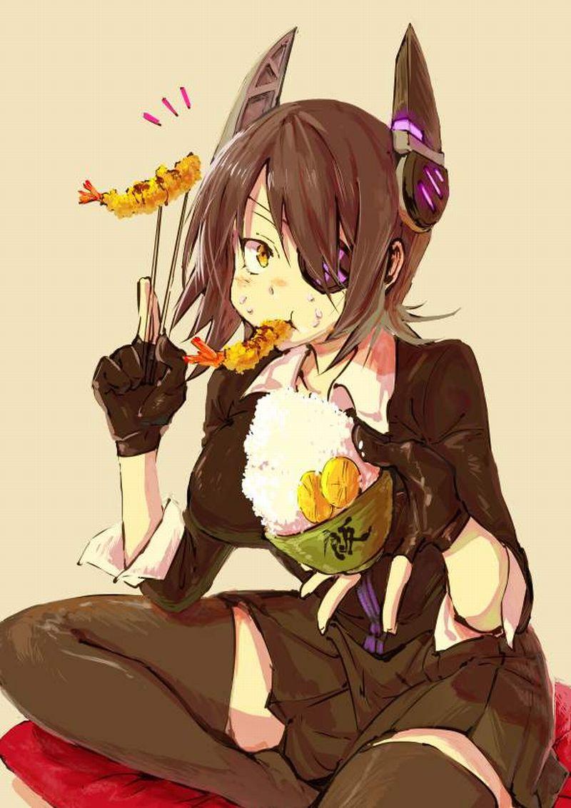 【まんが日本昔ばなし】茶碗てんこ盛りのご飯と女子の二次画像【13】
