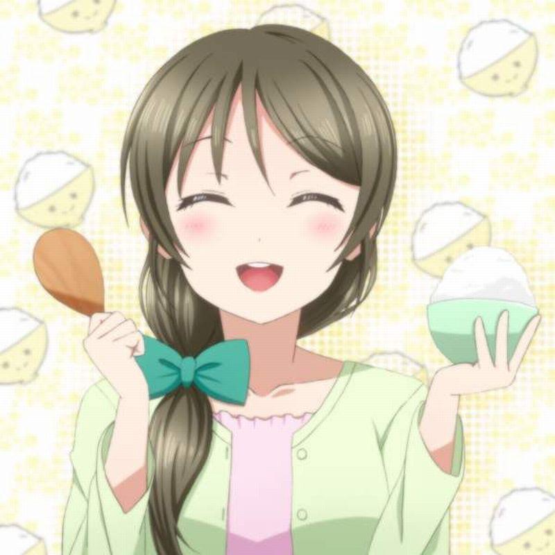 【まんが日本昔ばなし】茶碗てんこ盛りのご飯と女子の二次画像【32】
