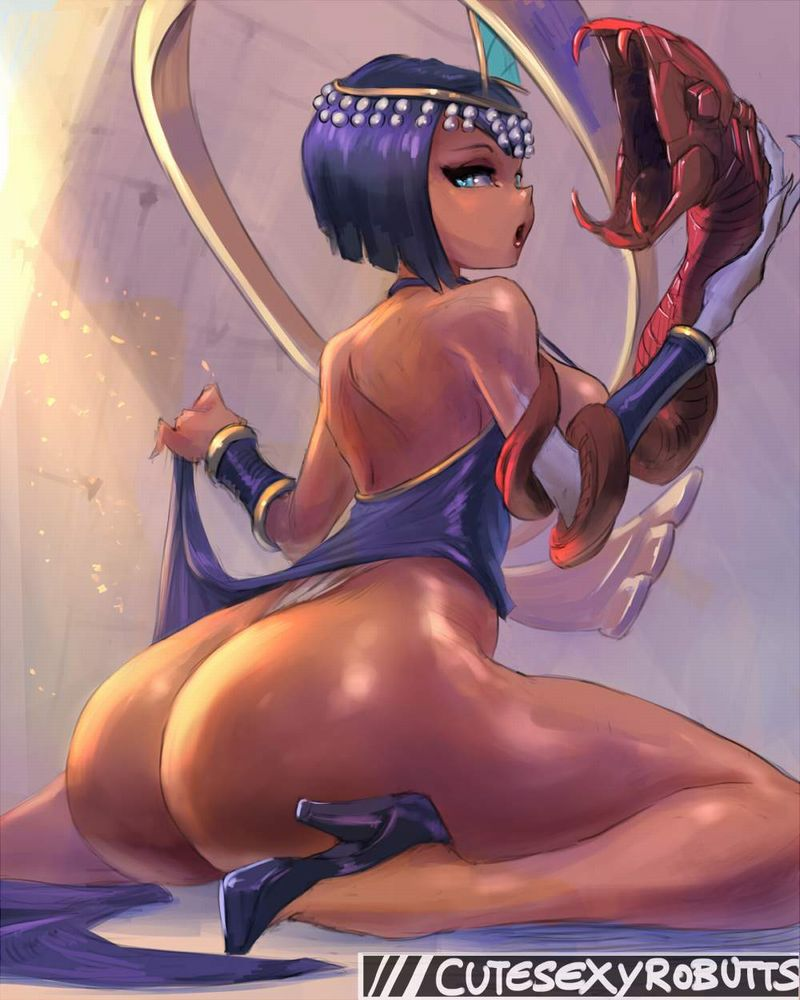 【Skullgirls】イライザ(Eliza)のエロ画像【2】