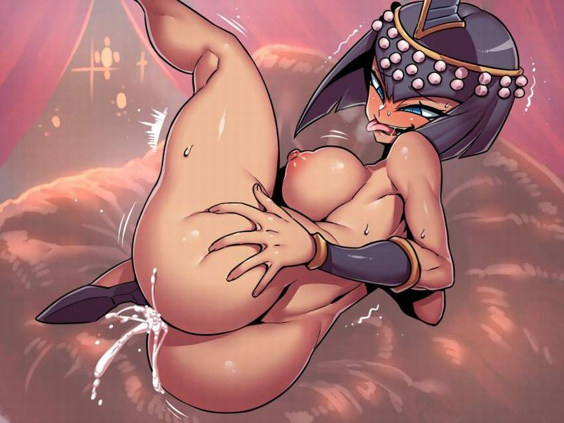 【Skullgirls】イライザ(Eliza)のエロ画像【3】
