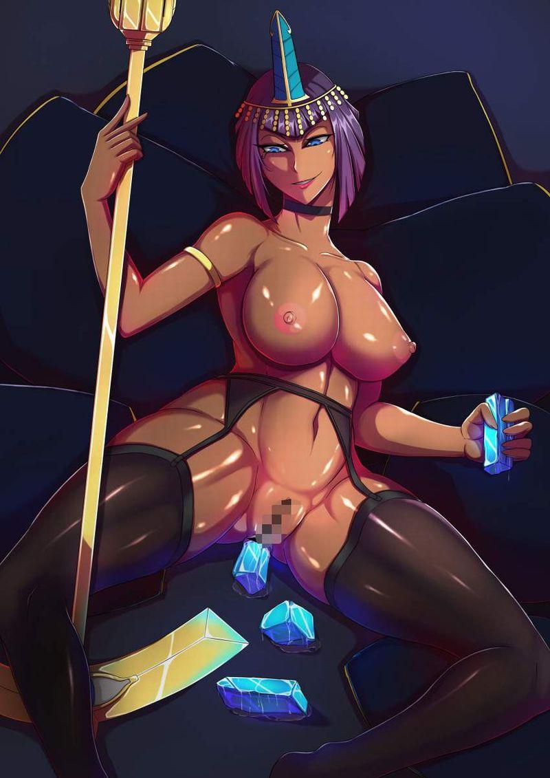 【Skullgirls】イライザ(Eliza)のエロ画像【5】