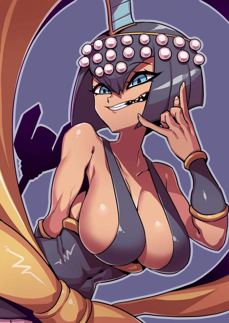 【Skullgirls】イライザ(Eliza)のエロ画像【18】