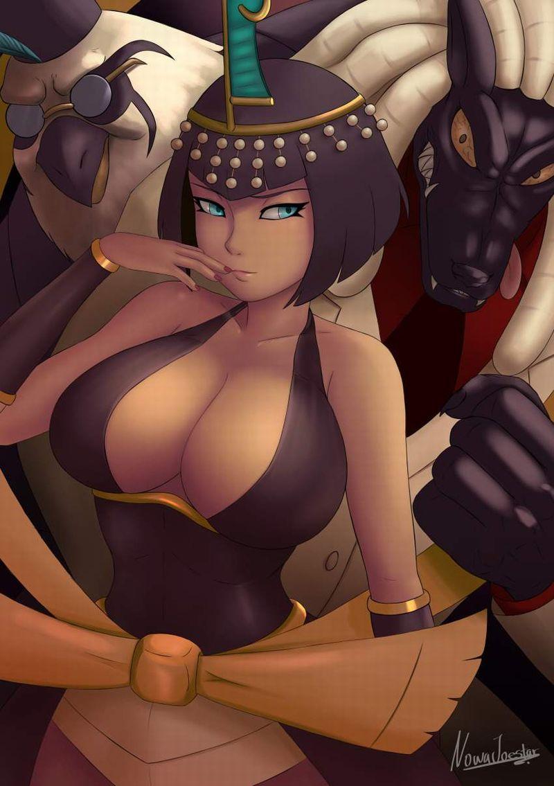 【Skullgirls】イライザ(Eliza)のエロ画像【20】