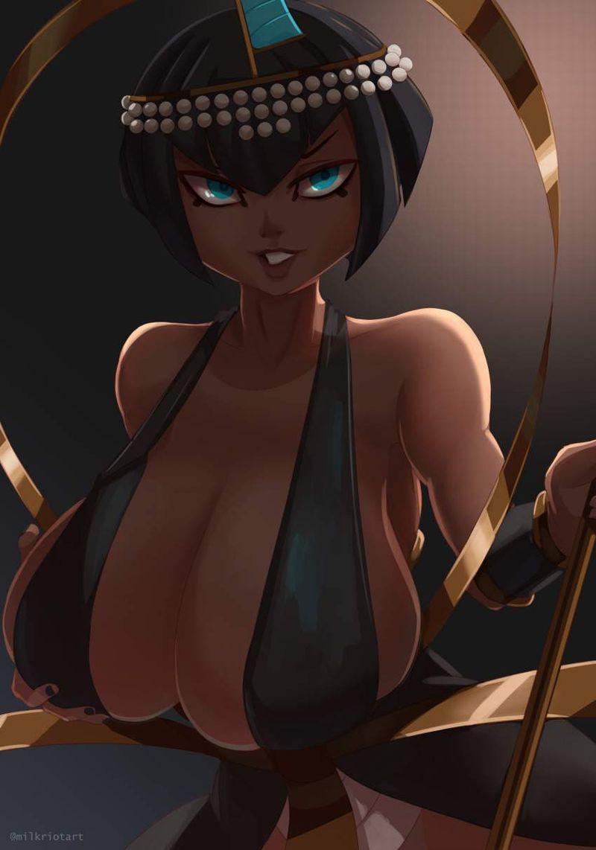【Skullgirls】イライザ(Eliza)のエロ画像【23】