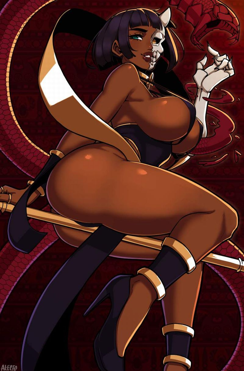 【Skullgirls】イライザ(Eliza)のエロ画像【31】