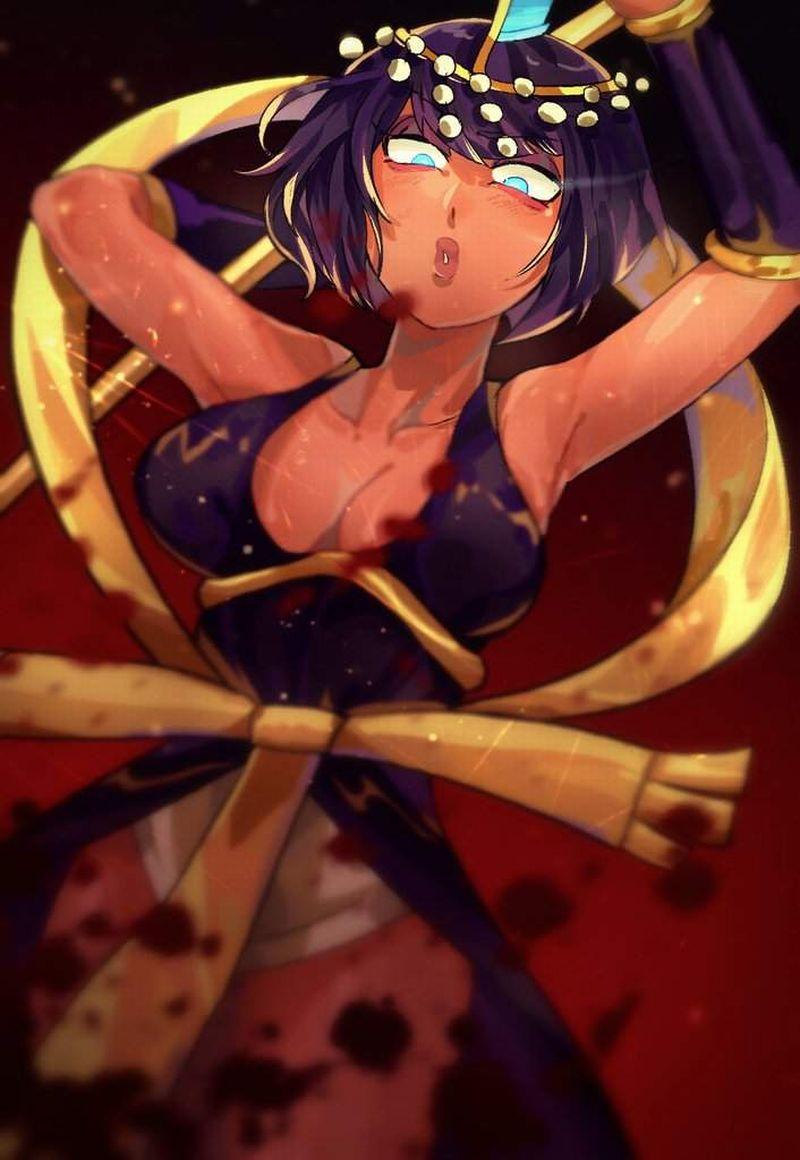 【Skullgirls】イライザ(Eliza)のエロ画像【33】