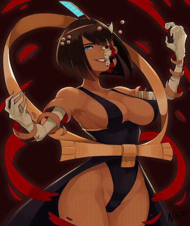 【Skullgirls】イライザ(Eliza)のエロ画像【36】