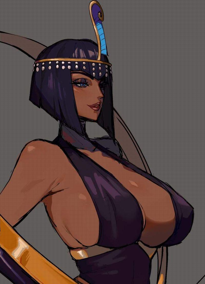 【Skullgirls】イライザ(Eliza)のエロ画像【39】