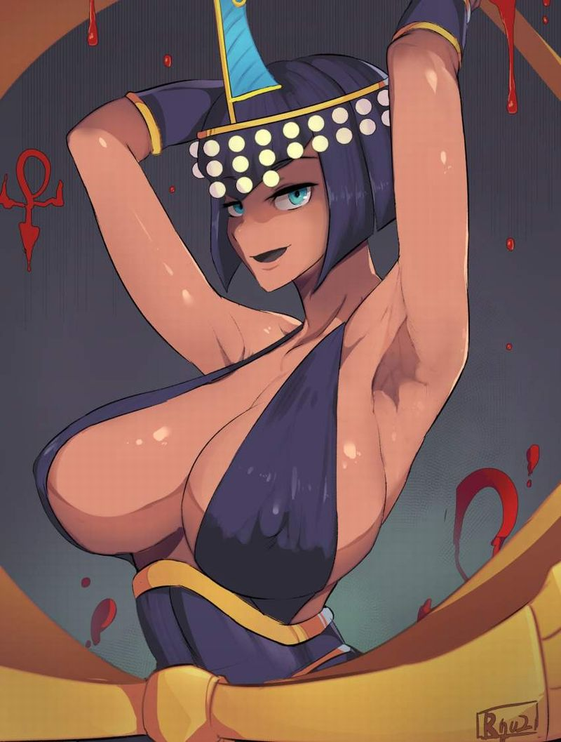 【Skullgirls】イライザ(Eliza)のエロ画像【40】