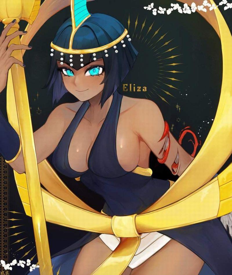 【Skullgirls】イライザ(Eliza)のエロ画像【45】