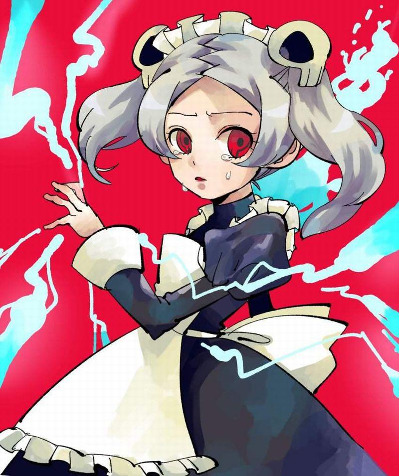 【Skullgirls】マリー(BloodyMarie)のエロ画像【10】