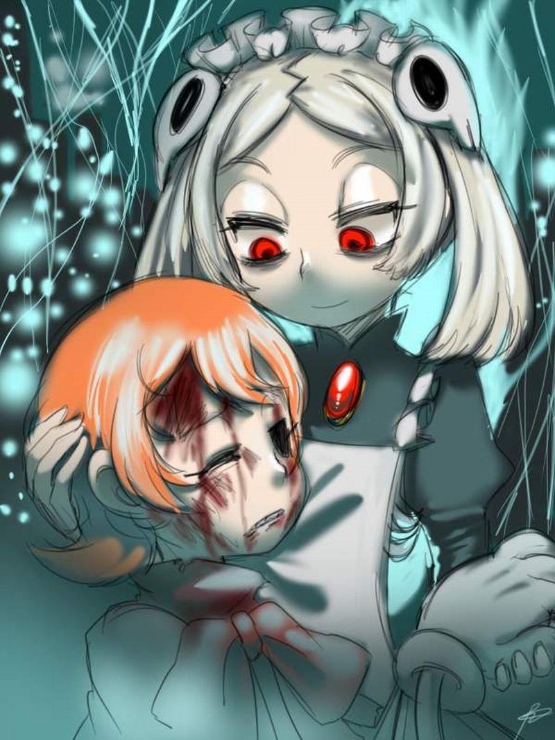 【Skullgirls】マリー(BloodyMarie)のエロ画像【12】