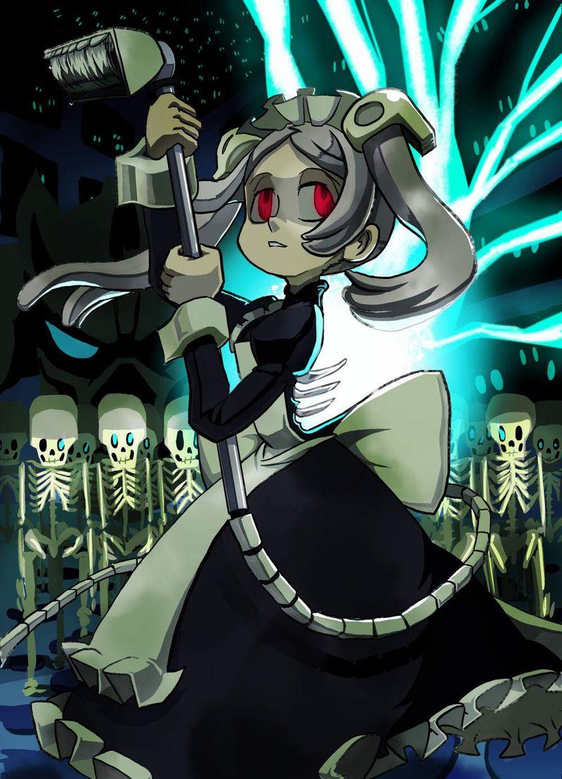 【Skullgirls】マリー(BloodyMarie)のエロ画像【19】