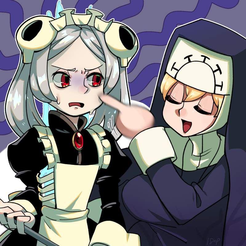 【Skullgirls】マリー(BloodyMarie)のエロ画像【26】