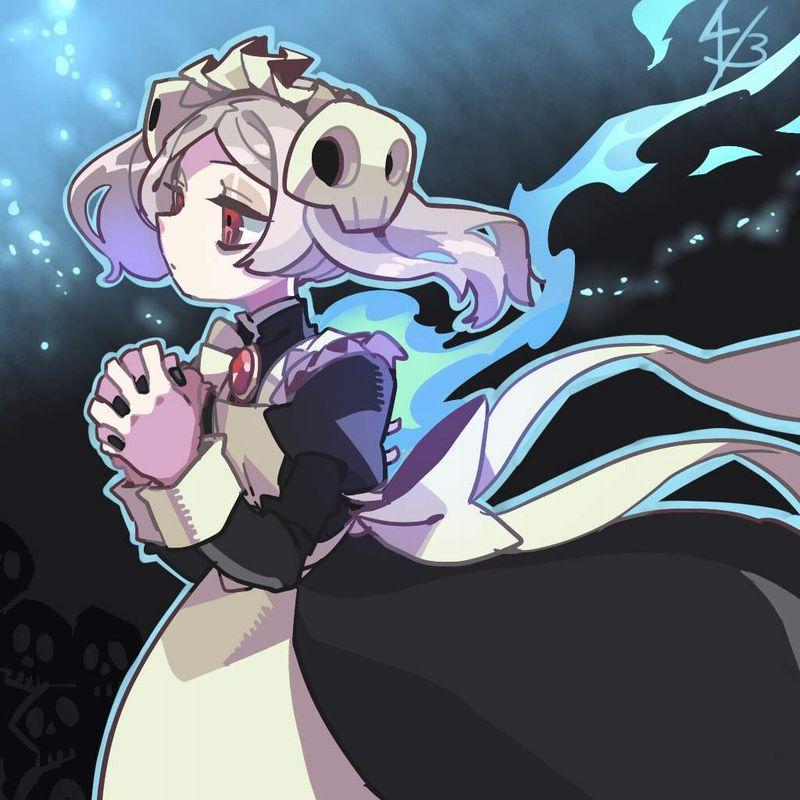 【Skullgirls】マリー(BloodyMarie)のエロ画像【35】