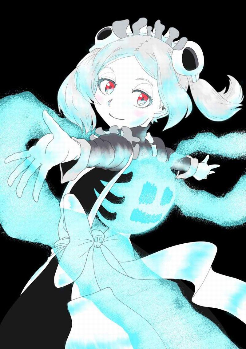【Skullgirls】マリー(BloodyMarie)のエロ画像【44】