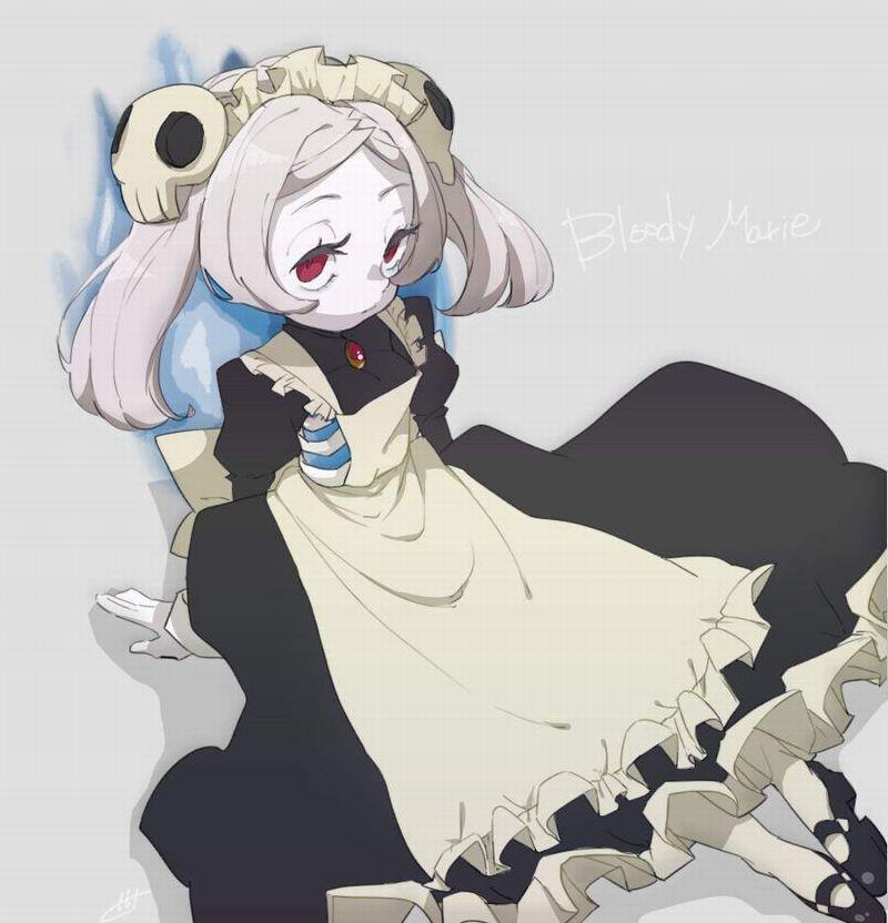 【Skullgirls】マリー(BloodyMarie)のエロ画像【48】