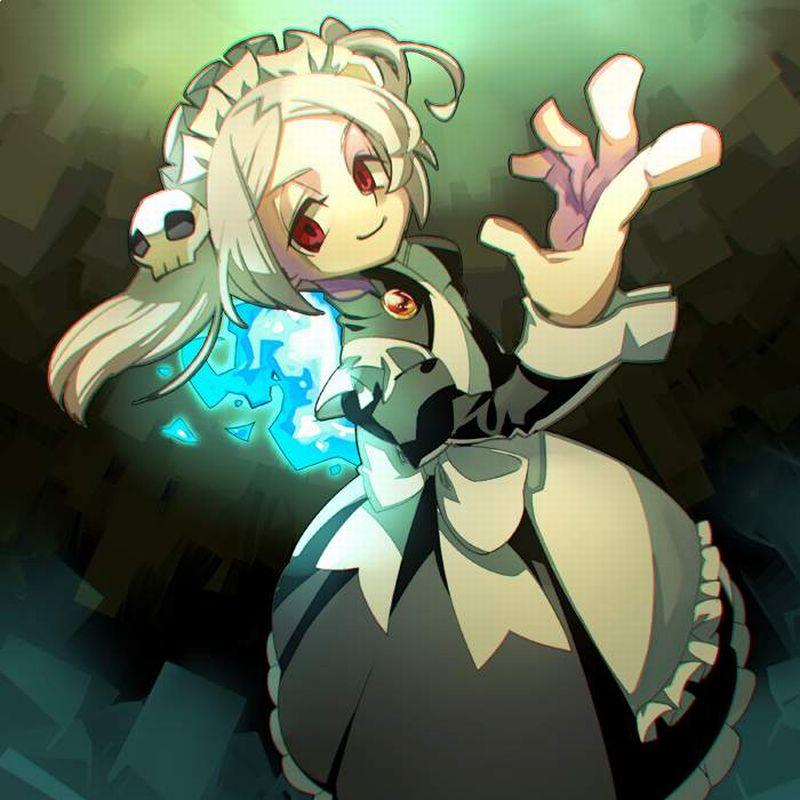 【Skullgirls】マリー(BloodyMarie)のエロ画像【49】